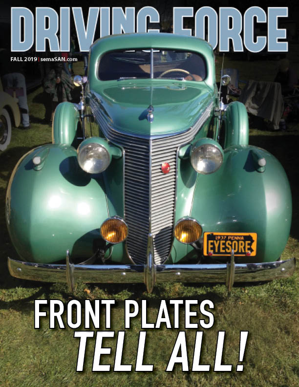 Current Issue of Driving Force, Fall 2019, SEMA Action Network