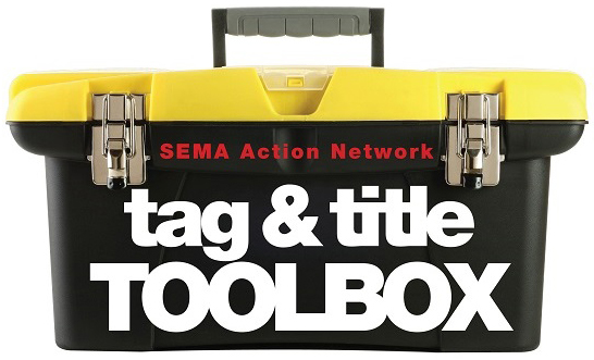 Driving Force Online, May 2017, Issue 3 - SEMA Action Network