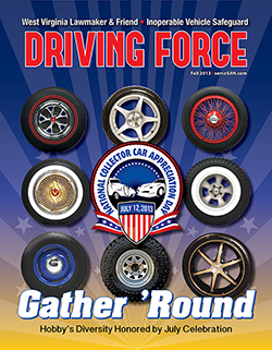 Current issue of Driving Force, Fall 2013