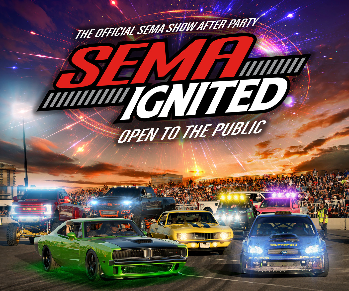 SEMA Ignited - After Party